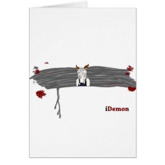 iDemon Cards