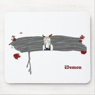iDemon Mousepad