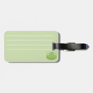 Identificatory label of luggage sapinho luggage tag