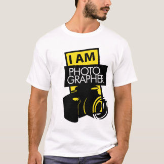 identity for photographer T-Shirt