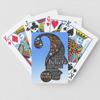 identity poker deck