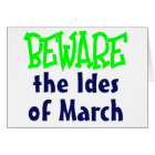 Ides of March Card