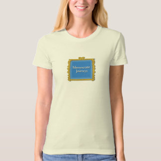 Idiosyncratic Journeys Organic Fitted T-shirt