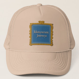 Idiosyncratic Journeys Trucker Hat