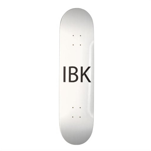 Idiot Behind Keyboard.ai Skate Board