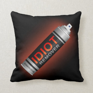 Idiot remover. cushion