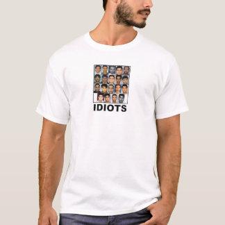 Idiots: 9-11 Hijackers T-Shirt