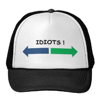 idiots cap