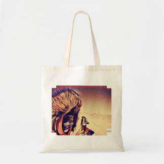 Iditarod Journey Tote Bag
