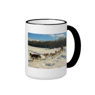 Iditarod Trail Sled Dog Race Mug