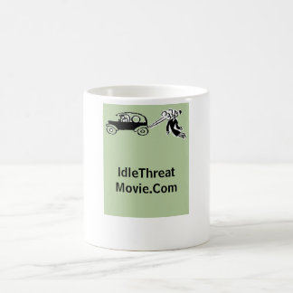 Idle Threat Movie Mug