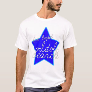 Idol Search Season 5 Tribute T-Shirt
