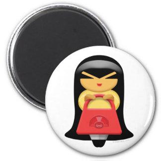 Idolz Jadas Ro 6 Cm Round Magnet