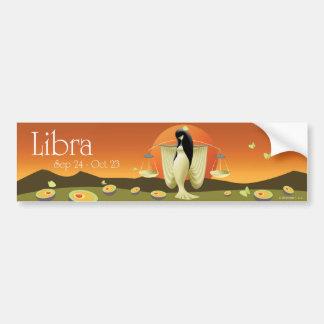 Idolz Libra Bumper Sticker