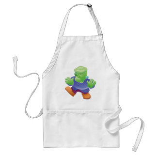 Idolz Monsters Boltz Standard Apron
