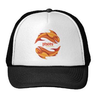 Idolz Pisces Mesh Hat