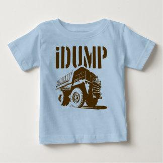 iDump (crisp) Baby T-Shirt