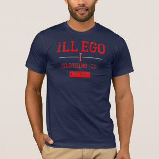 iE iLL Ego Clothing Co. T-Shirt
