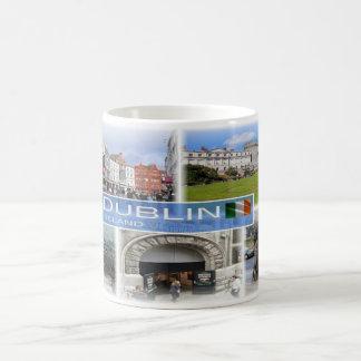 IE Ireland -  Dublin - Coffee Mug