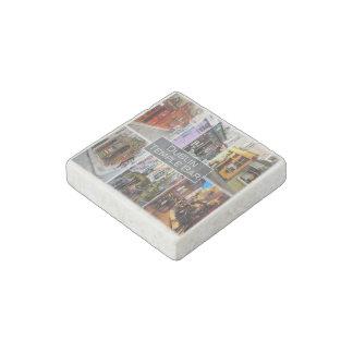 IE Ireland - Temple Bar Dublin - Stone Magnet
