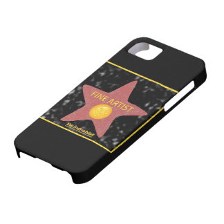 IE Member Walk of Fame Fine Artist iphone case iPhone 5 Cover