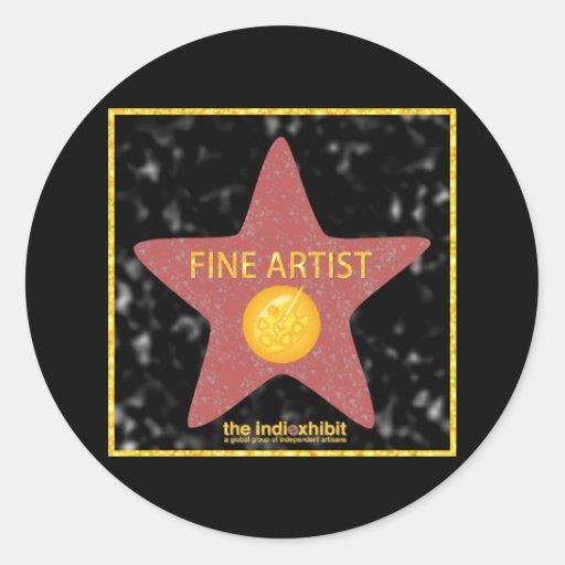 IE Member Walk of Fame sticker