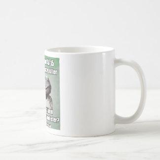 If an AR15 makes me a crazy killer Coffee Mug