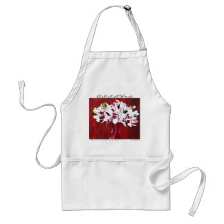 If Charles Lotton Were a Painter Adult Apron