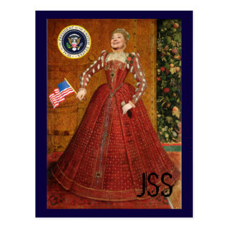 If Hillary Wins JSS Postcard