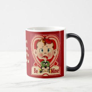 If I Couldn't Be Any Cuter...Mug Morphing Mug