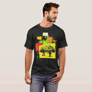 If I Look Interested Thinking Skiing Outdoors T-Shirt