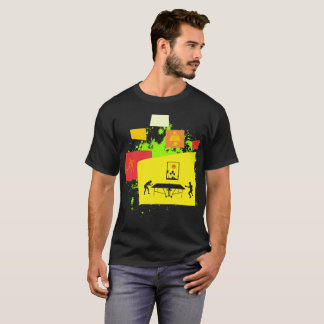 If I Look Interested Thinking Table Tennis Sports T-Shirt