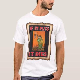 IF IT FLYS ORA T WHITE T-Shirt