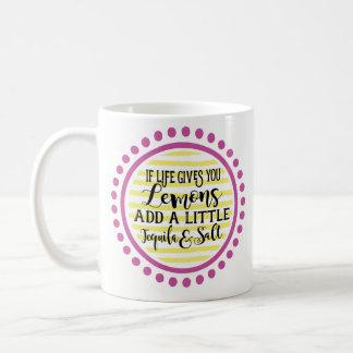 If Life gives you Lemons Coffee Mug