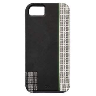 If Not Us, Who? Quote Tough iPhone 5 Case