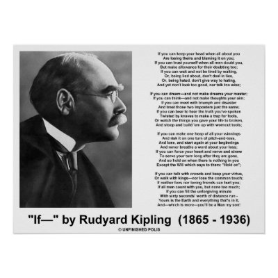 the secret of the machines by rudyard kipling essay English composition 2 essay 1 – analyze the favorite poem due date 10/19/2013 (final) the secret of the machines (by rudyard kipling) each person has a.
