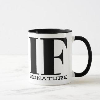 IF Signature Mug