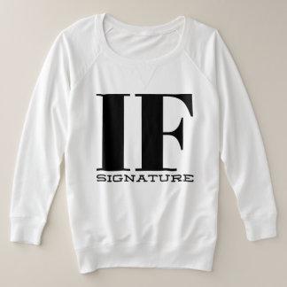 IF Signature® Plus Size Sweatshirt