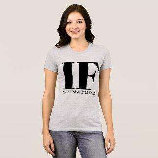 IF Signature T-Shirt