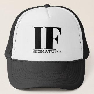 IF Signature Trucker Hat