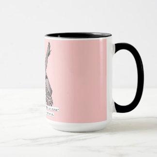 If Someone Say That's Cute Retro PinUp Girl Mug