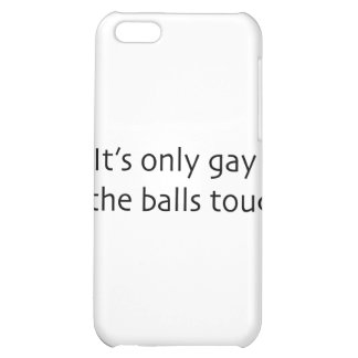 If The Balls Touch iPhone 5C Cases