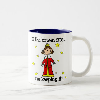 If the Crown Fits Mugs