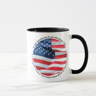 If The Flag Offends You.. Mug