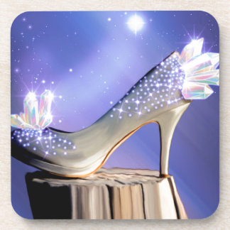 If The Shoe Fits Coaster