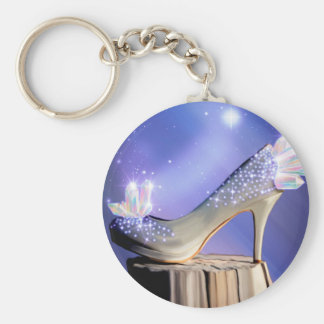 If The Shoe Fits Key Ring