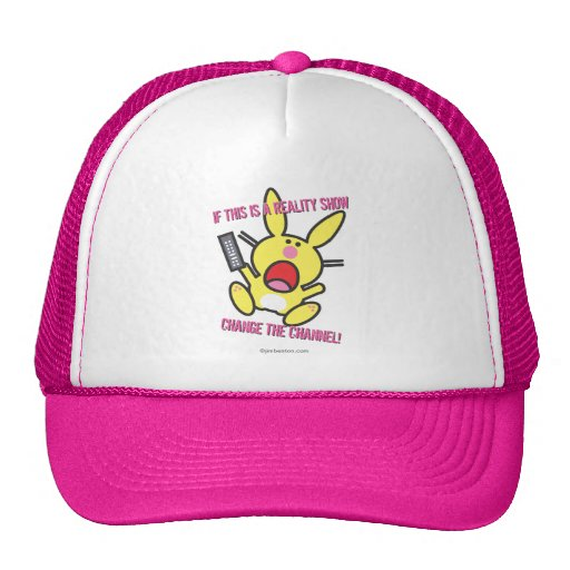 If This is a Reality Show Mesh Hats