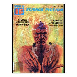 If v16 n01 (1966-01.Galaxy)_Pulp Art Postcard