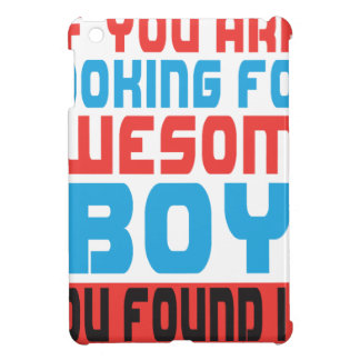 If you are looking for awesome boy, you found it.p iPad mini covers