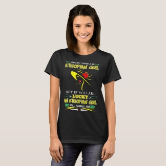 If You Are Lucky Ethiopian Girl Will Handle You T-Shirt